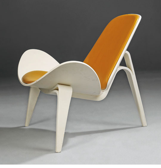 Captivating Furniture Design | Hans (The Chair) Wenger