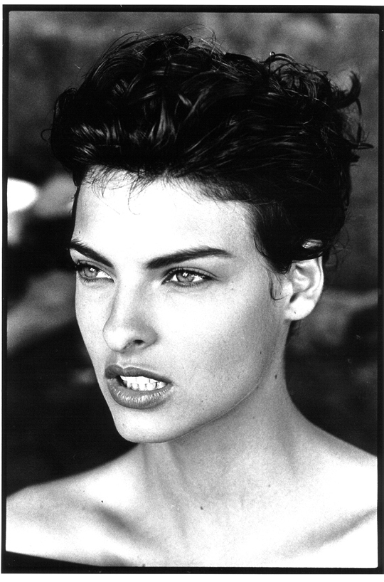 Linda Evangelista Covers The 35th Anniversary Issue Of: Linda Evangelista « Pedro Silmon The Blog